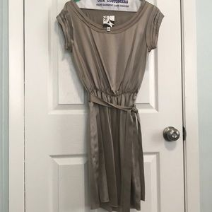 Barney's co-op silk dress